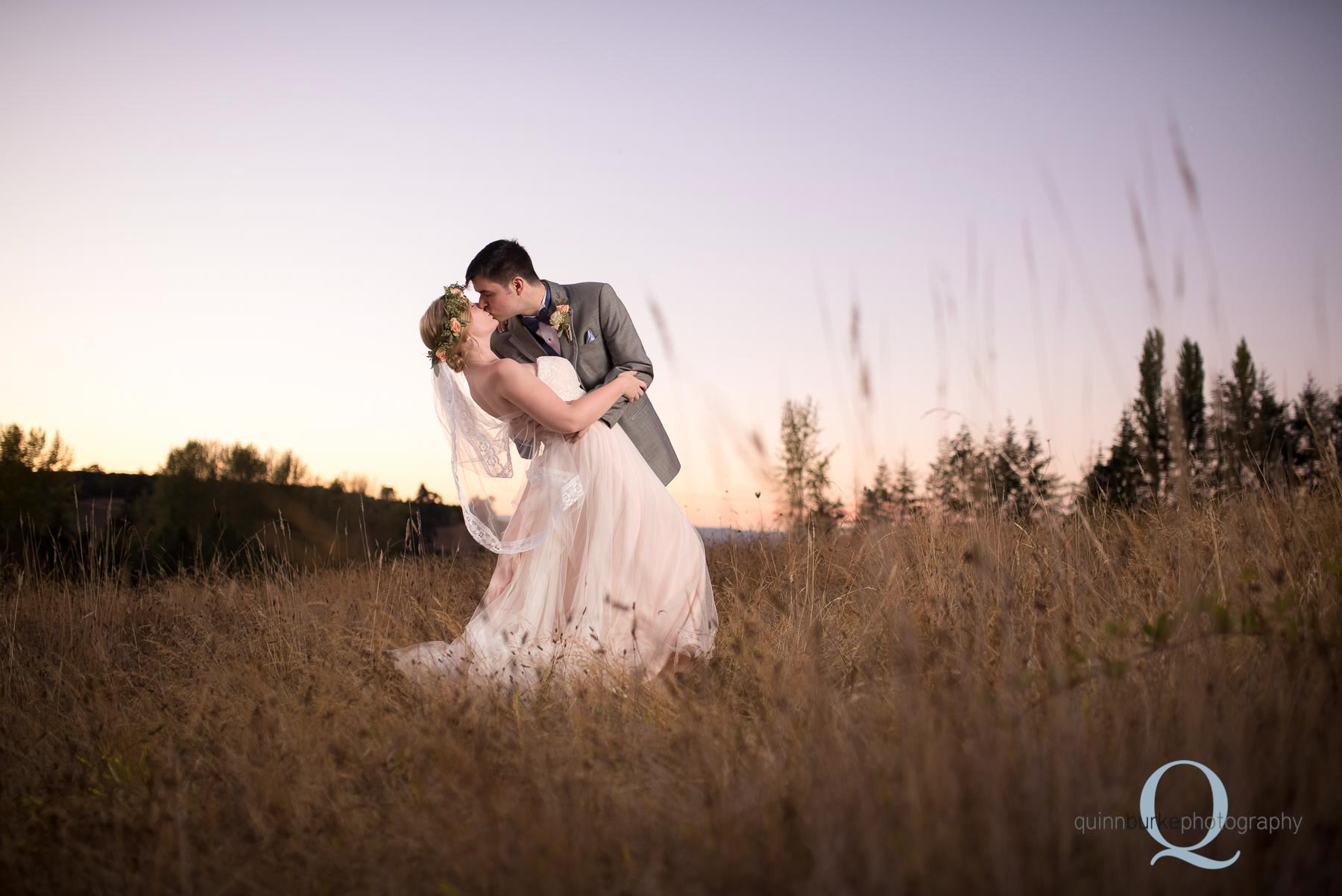 Perryhill Farm wedding oregon