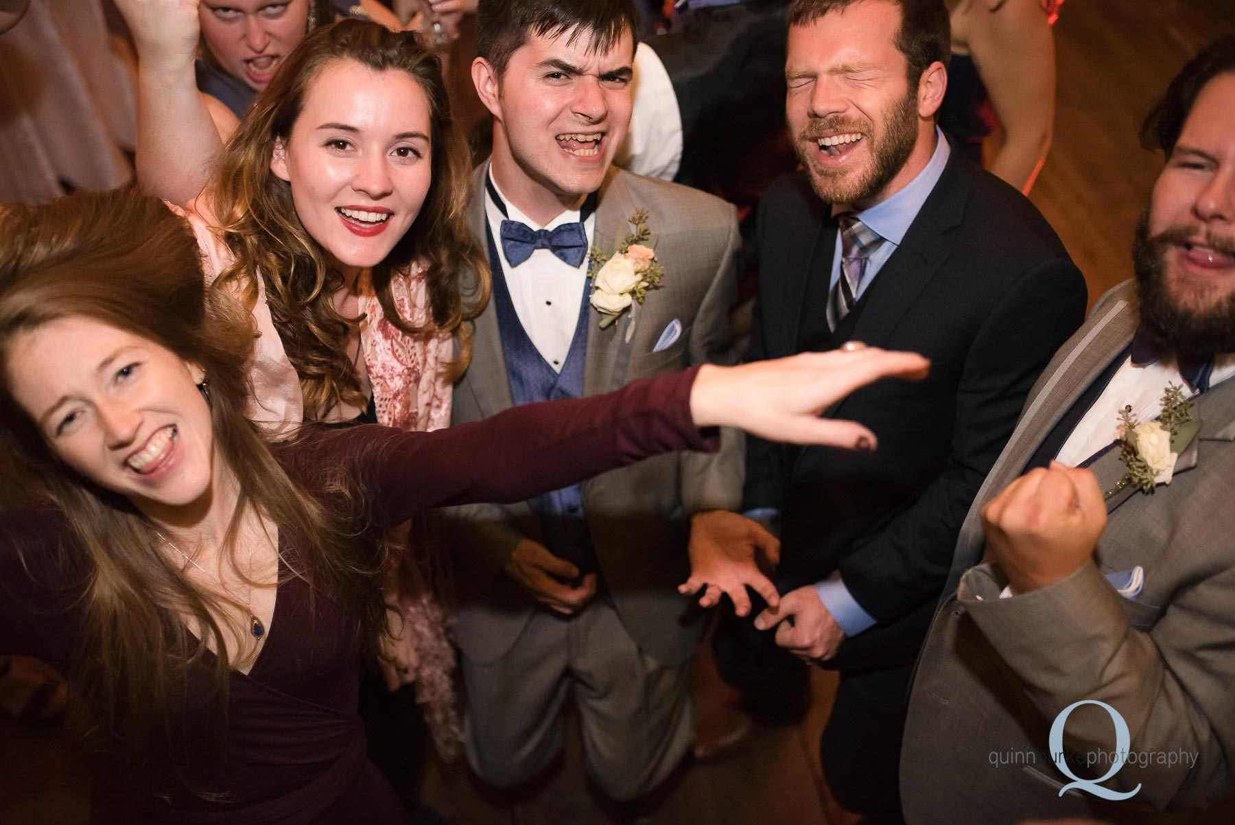 Perryhill Farm dancing wedding