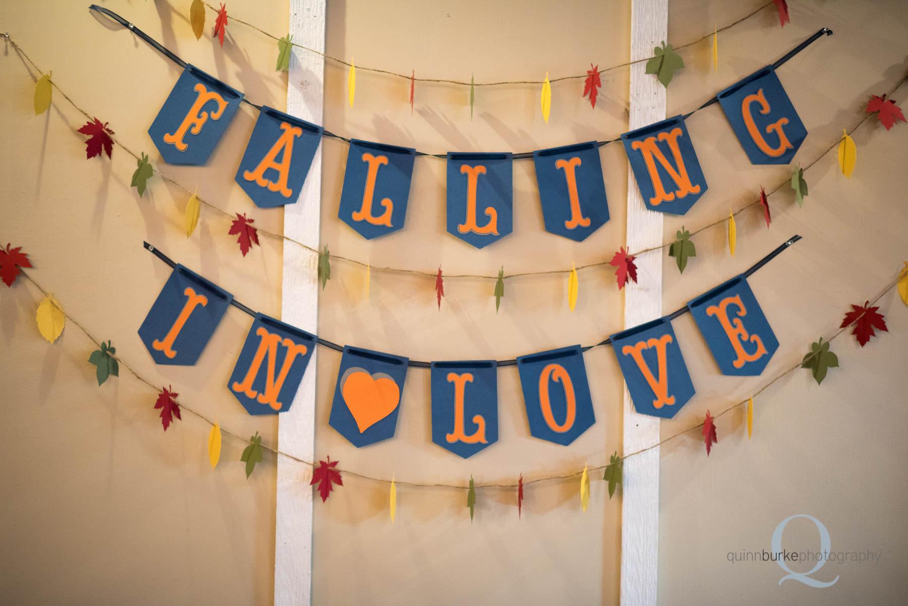 falling in love flags