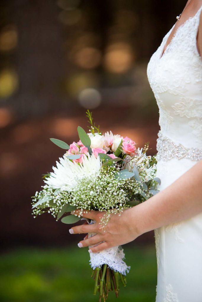 bridal bouquet wedding salem oregon