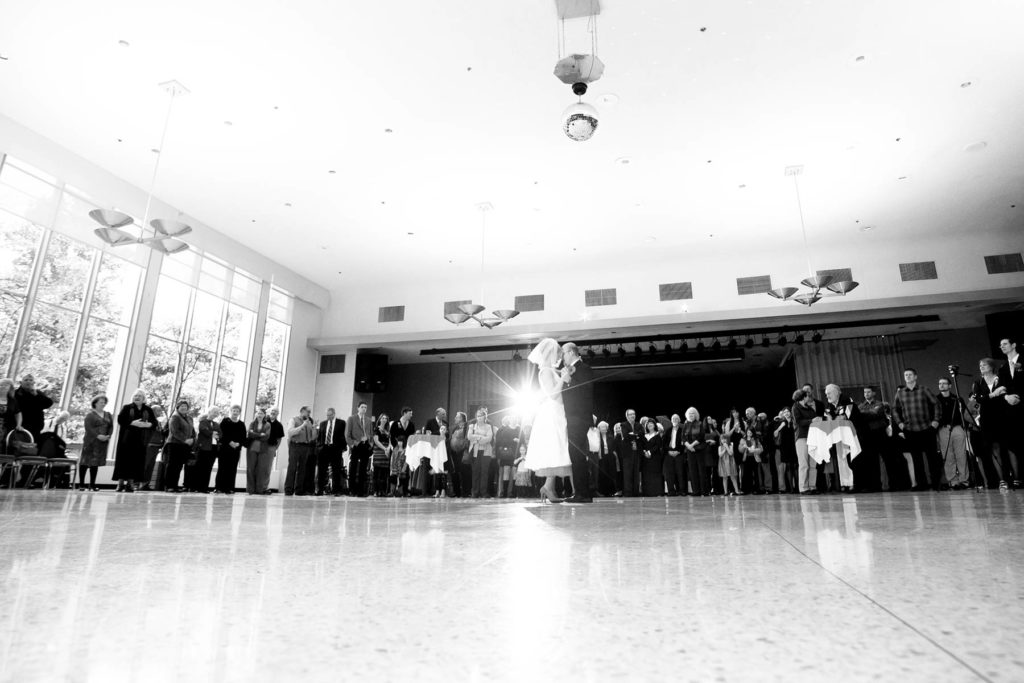 first dance bride and groom western oregon university wedding